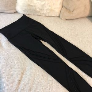 lululemon athletica Pants - Lululemon High Times Pant Metta Full-On Luxtreme 2